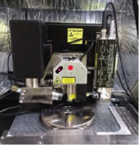 Picture of an AFM apparatus